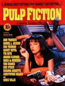 Pulp Fiction curiosity movie