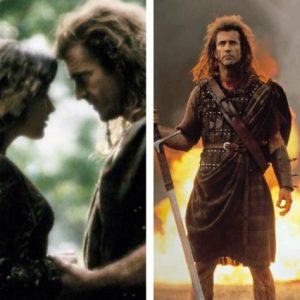 BRAVEHEART-CUORE IMPAVIDO curiosity movie