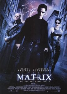 Matrix curiosity movie