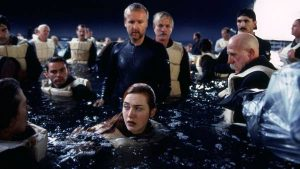 film curiosità james_cameron_kate_winslet_titanic