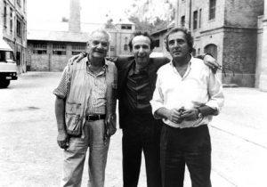 Marcello Pezzetti benigni Shlomo Venezia la vita è bella curiosity movie