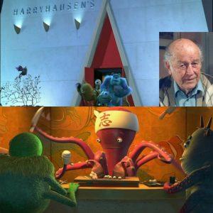 monsters e co Ray Harryhausen curiosity movie