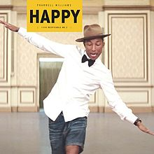 Pharrell Williams Happy cattivissimo me 2 curiosity movie