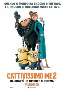 cattivissimo me 2 curiosity movie