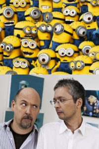 cattivissimo me minion curiosity movie