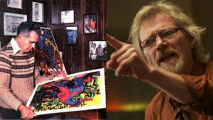 JACK KIRBY-Michael Parks CURIOSITY MOVIE