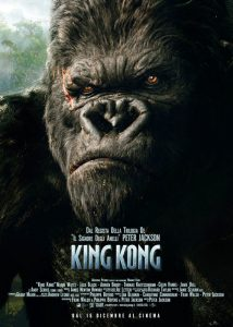king kong curiosity movie