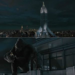 king kong empire state building curiosity movie