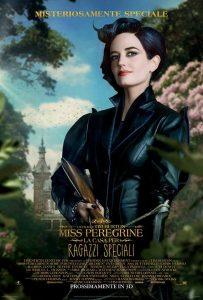 miss peregrine - la casa dei ragazzi speciali curiosity movie