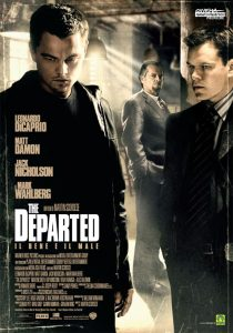 the departed curiosity movie