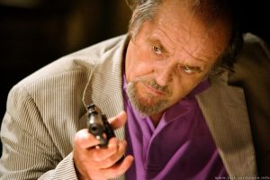 the departed jack nicholson curiosity movie