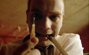 trainspotting Ewan McGregor curiosity movie