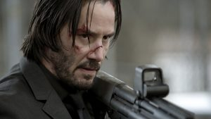 john wick keanu reeves - curiosity movie