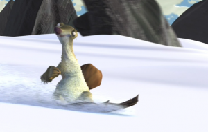 l'era glaciale sid snowboard curiosity movie