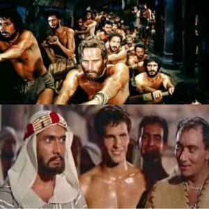 ben hur attori italiani curiosity movie