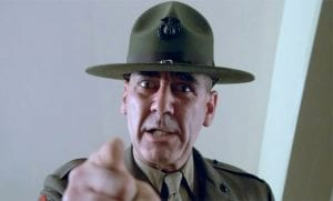 full metal jacket R. Lee Ermey curiosity movie