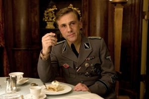 bastardi senza gloria Christoph Waltz curiosity movie