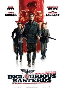 bastardi senza gloria Inglourious Basterds - curiosity movie