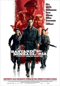 bastardi senza gloria Inglourious Basterds curiosity movie