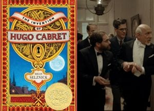 hugo cabret Brian Selznick curiosity movie