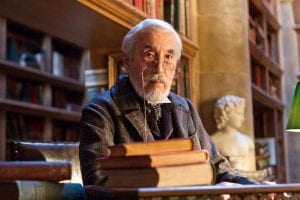 hugo cabret christopher lee curiosity movie