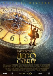 hugo cabret curiosity movie