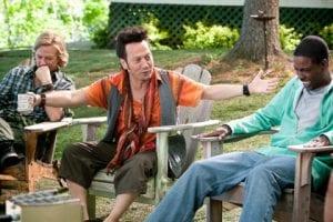 UN WEEKEND DA BAMBOCCIONI 2 Rob Schneider curiosity movie
