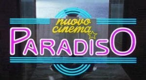nuovo cinema paradiso - curiosity movie