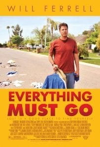trascendence Everything Must Go curiosity movie