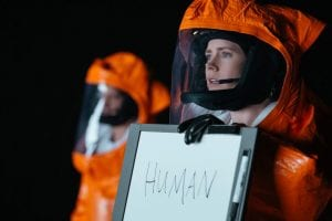 Arrival - curiosity movie