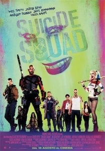 Focus suicide squad curiosity movie
