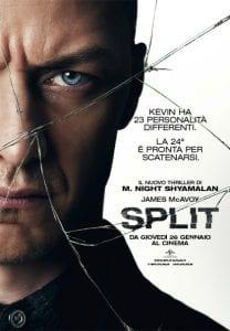 Split curiosity movie