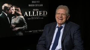 allied robert zemeckis curiosity movie