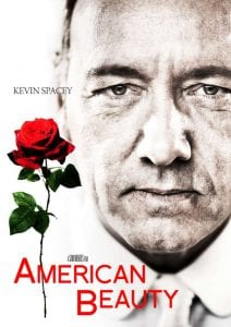 American beauty TITOLO curiosity movie