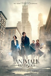 Animali Fantastici e dove trovarli curiosity movie