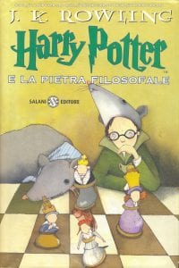 Harry Potter e la pietra filosofale j.k. rowling curiosity movie