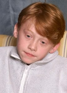 Harry Potter e la pietra filosofale rupert grint curiosity movie
