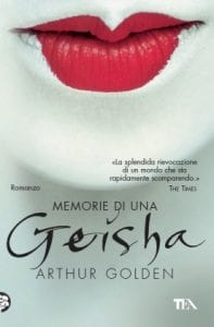Memorie di una geisha romanzo curiosity movie