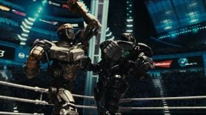 Real Steel combattimento curiosity movie