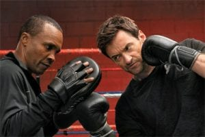 Real Steel sugar ray leonard curiosity movie
