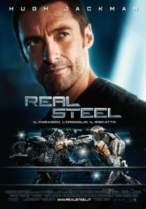 Real steel curiosity movie