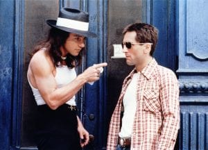 Taxi Driver Harvey Keitel curiosity movie