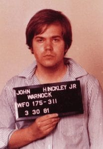 Taxi Driver John Hinckley Jr curiosity movie