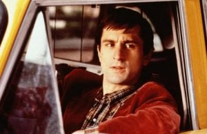 Taxi Driver de niro taxi curiosity movie