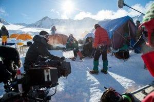 Everest set curiosity movie