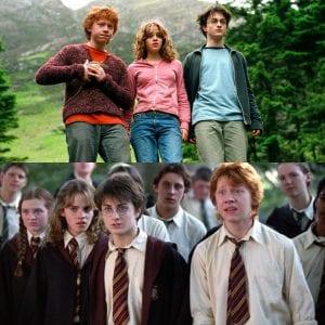 Harry Potter e il prigioniero di Azkaban curiosity movie