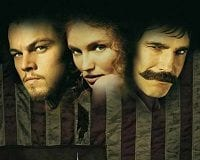 Gangs of New York curiosity movie