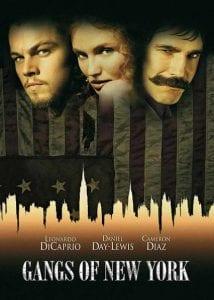 Gangs of New York curiosity movie