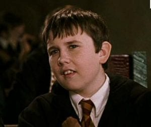 Harry Potter e il prigioniero di Azkaban Matthew Lewis curiosty movie