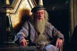 Harry Potter e il prigioniero di Azkaban Michael Gambon curiosty movie